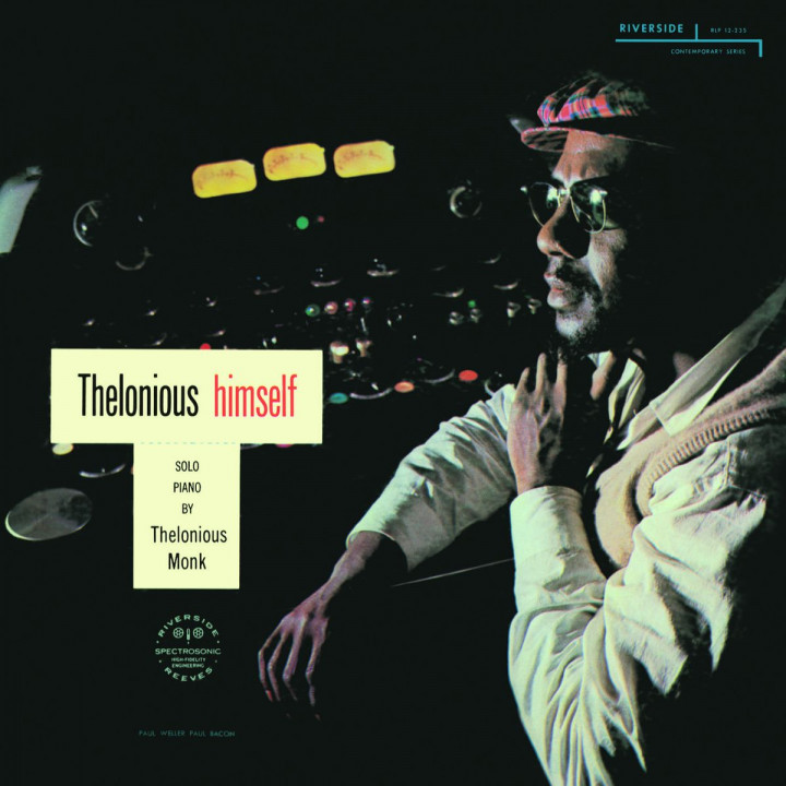 Thelonious Himself 0025218625423