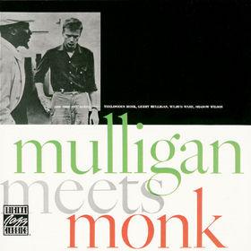 Original Jazz Classics Remasters, Mulligan Meets Monk [Original Jazz Classics Remasters], 00888072345904