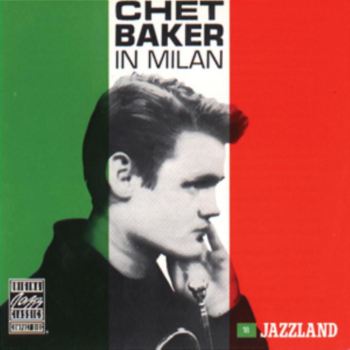 Chet Baker In Milan 0025218637026