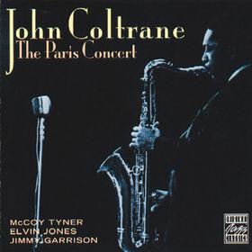 John Coltrane, The Paris Concert, 00025218678124