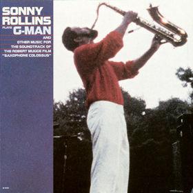 Sonny Rollins, G-Man, 00025218915021