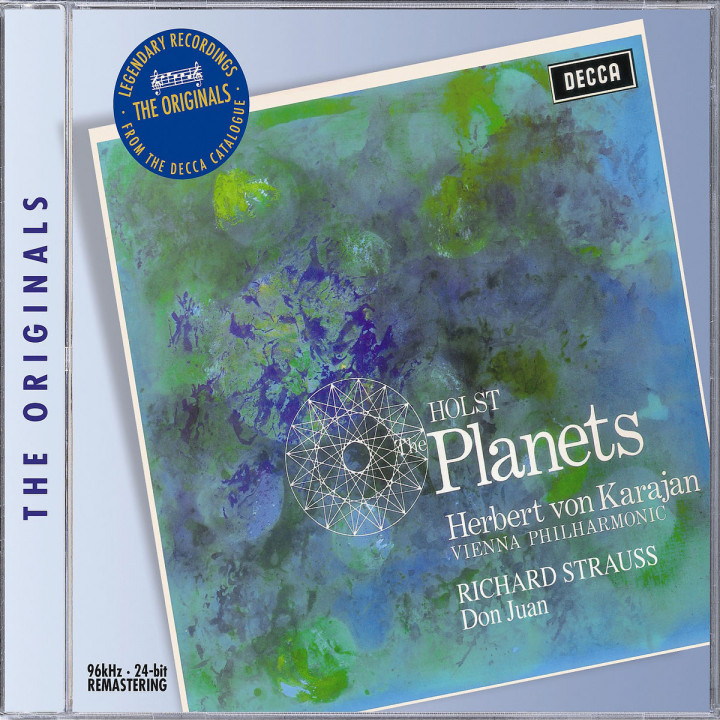 Holst: The Planets 0028947582258
