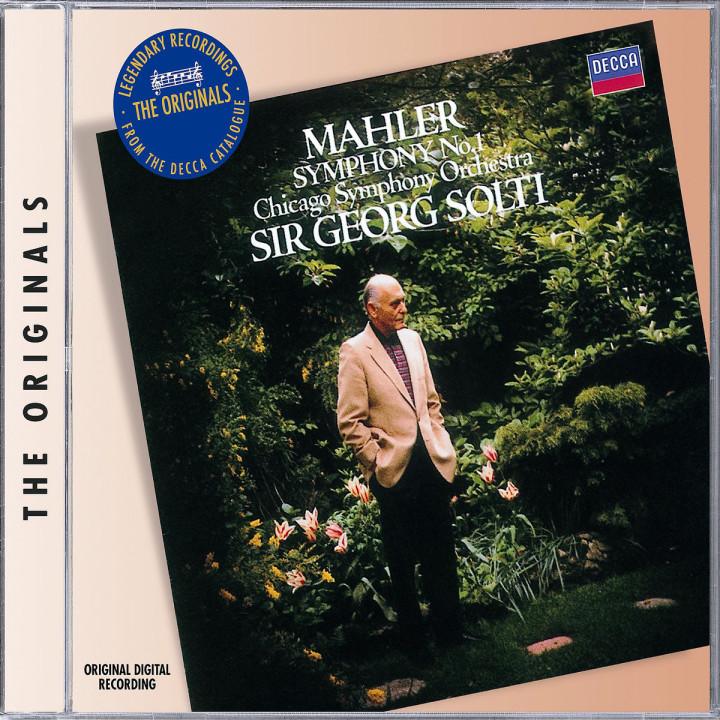 Mahler: Symphony No.1 0028947582306