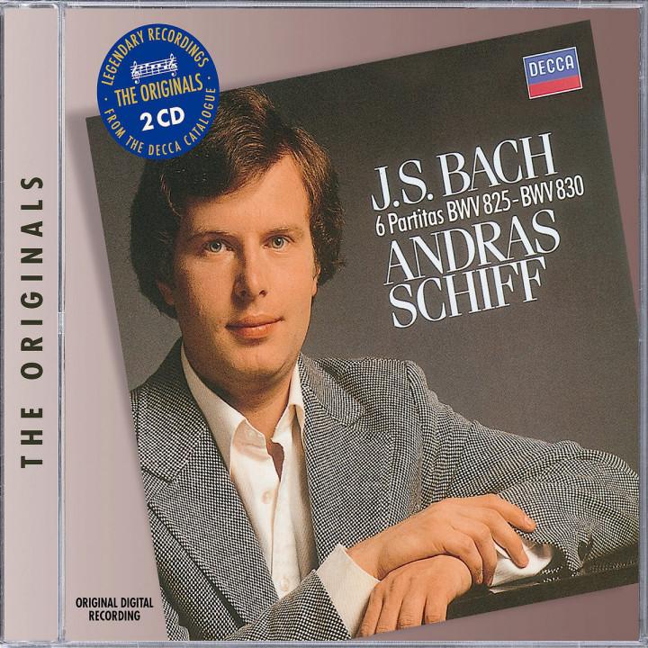 Bach, J.S.: 6 Partitas 0028947582340