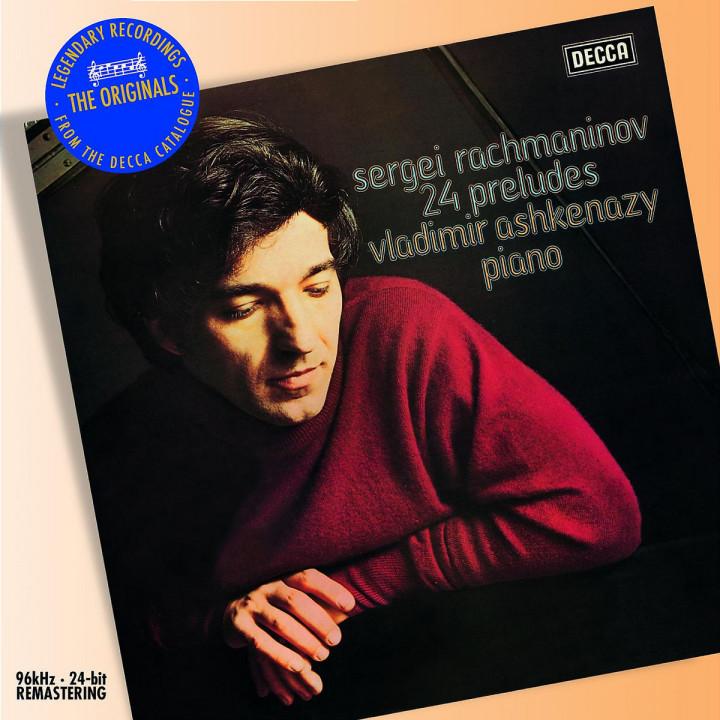 Rachmaninov: Preludes, Op.3 Nos. 2, 23 & 32 0028947582384