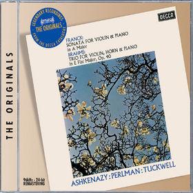 The Originals, Franck: Violin Sonata / Brahms: Horn Trio, 00028947582465