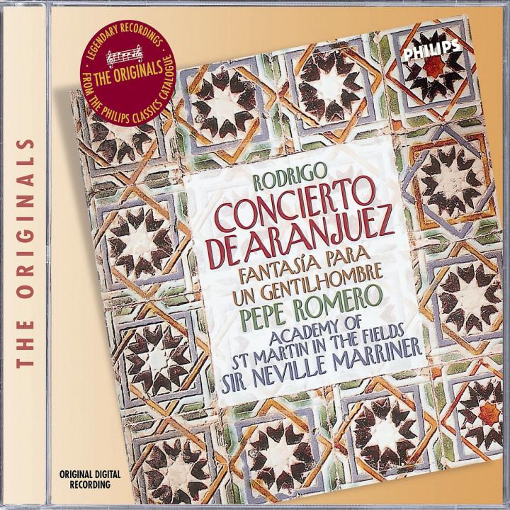 Rodrigo: Concierto de Aranjuez; Fantasia 0028947582487