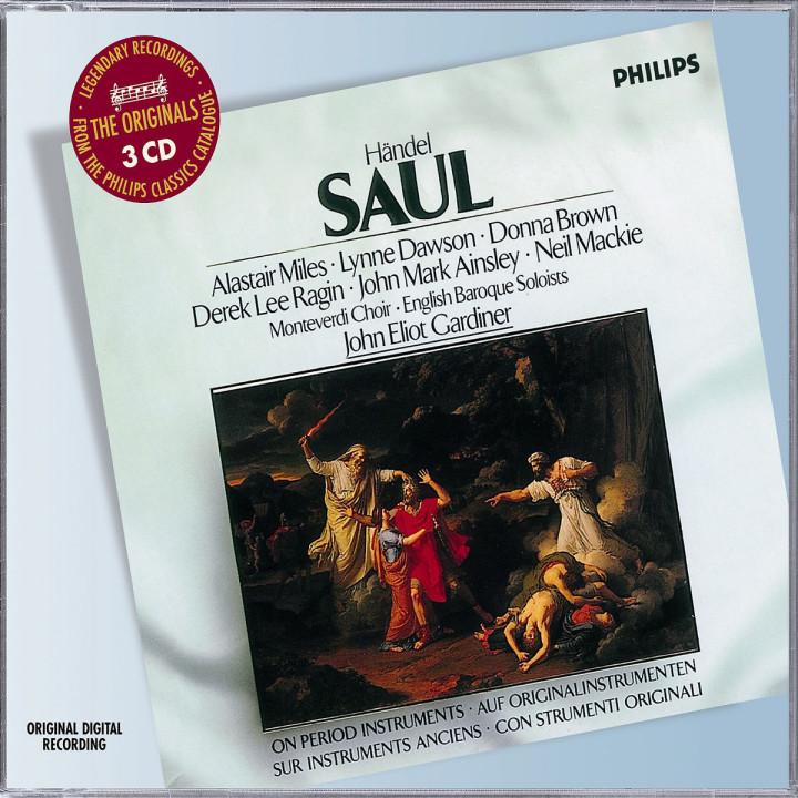 Handel: Saul 0028947582568