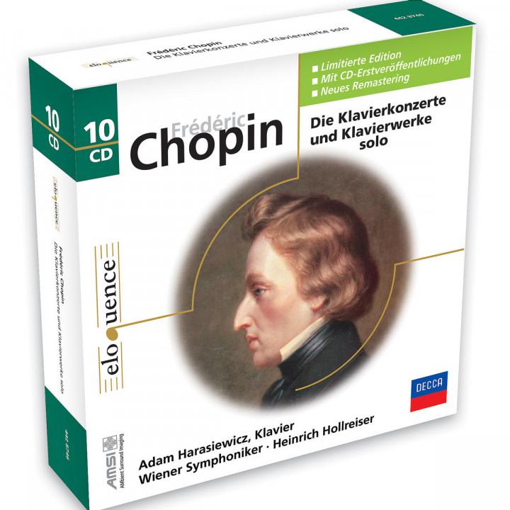 Chopin: Berühmte Klavierwerke