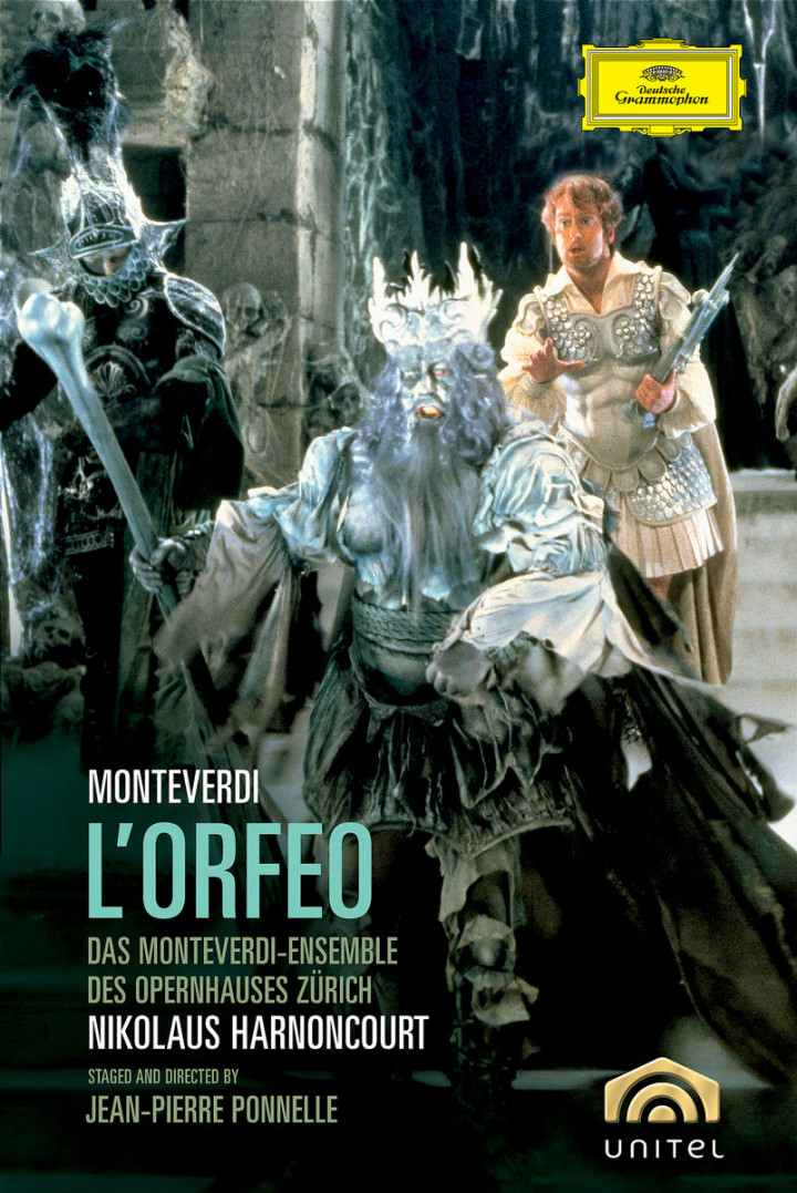 Monteverdi: L'Orfeo 0044007341634