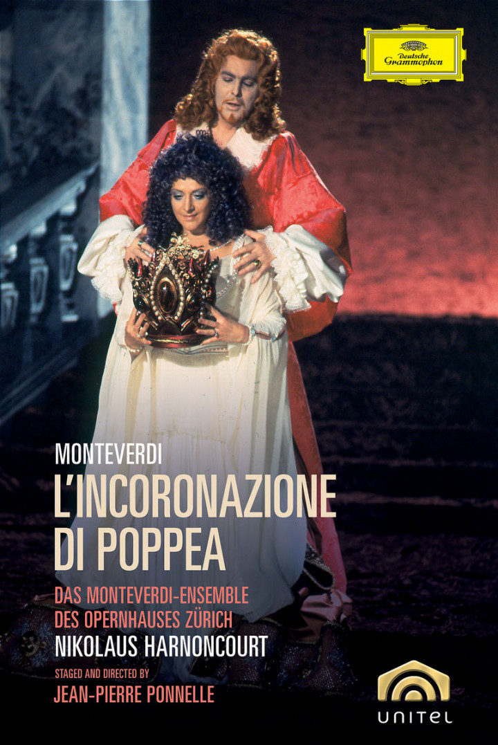 Monteverdi: L'Incoronazione di Poppea 0044007341748