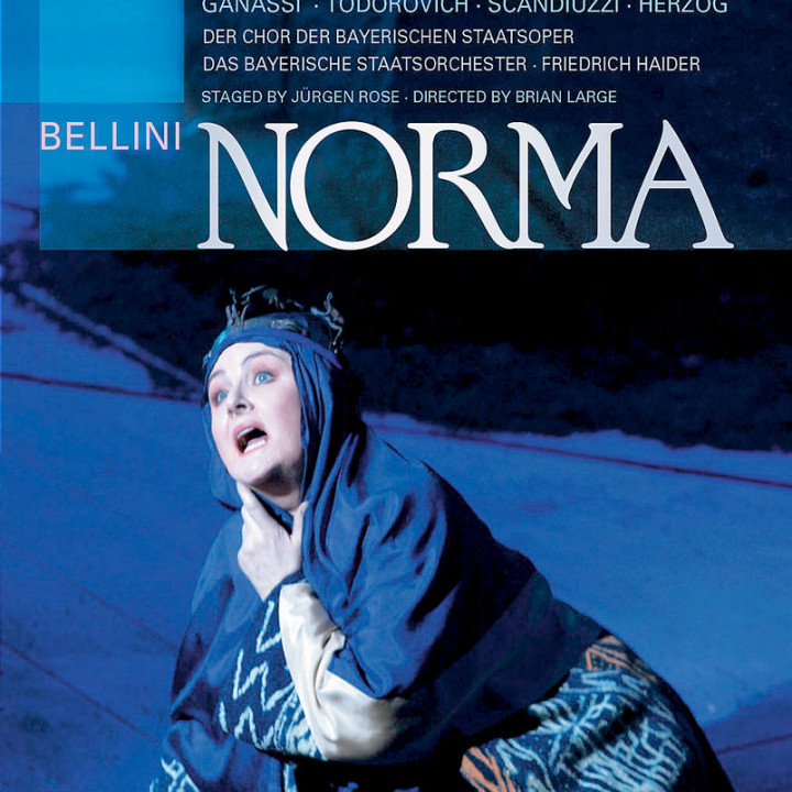 Bellini: Norma 0044007342196