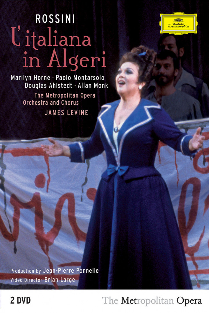 Rossini: L'Italiana in Algeri 0044007342613