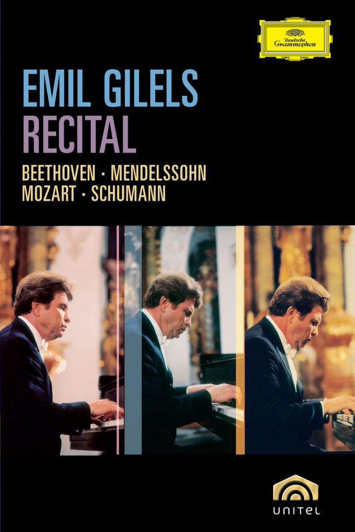 Emil Gilels Recital 0044007342657