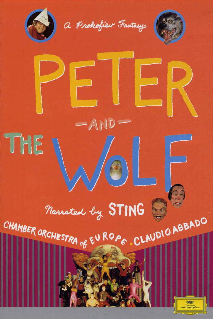 Prokofiev: Peter and the Wolf - A Prokofiev Fantasy 0044007342679