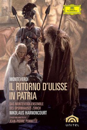 Claudio Monteverdi, Monteverdi: Il Ritorno d'Ulisse in Patria, 00044007342688