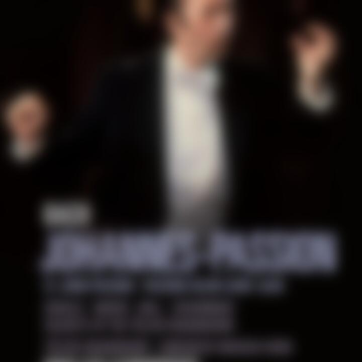 Bach: Johannespassion / St. John's Passion 0044007342912