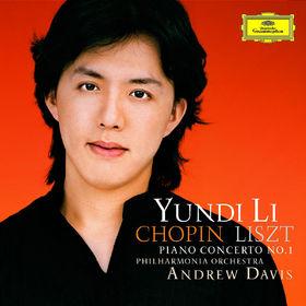 Yundi, Liszt&Chopin: Piano Concertos No.1, 00028947764021