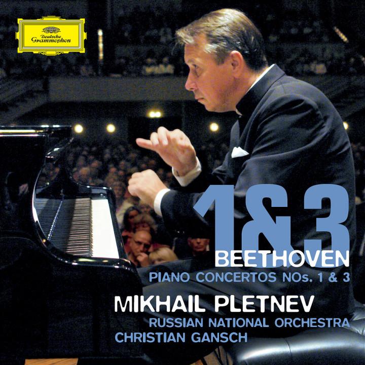 Beethoven: Piano Concertos Nos. 1 & 3 0028947764153
