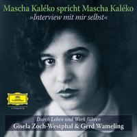Mascha Kaléko, Interview mit mir selbst