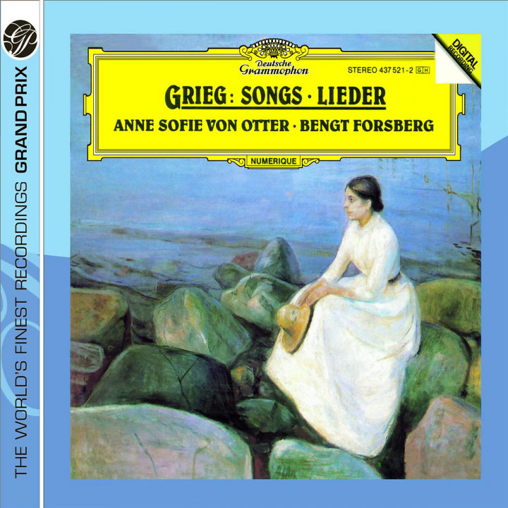 Grieg: Songs 0028947763266