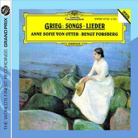 Edvard Grieg, Grieg: Songs, 00028947763260