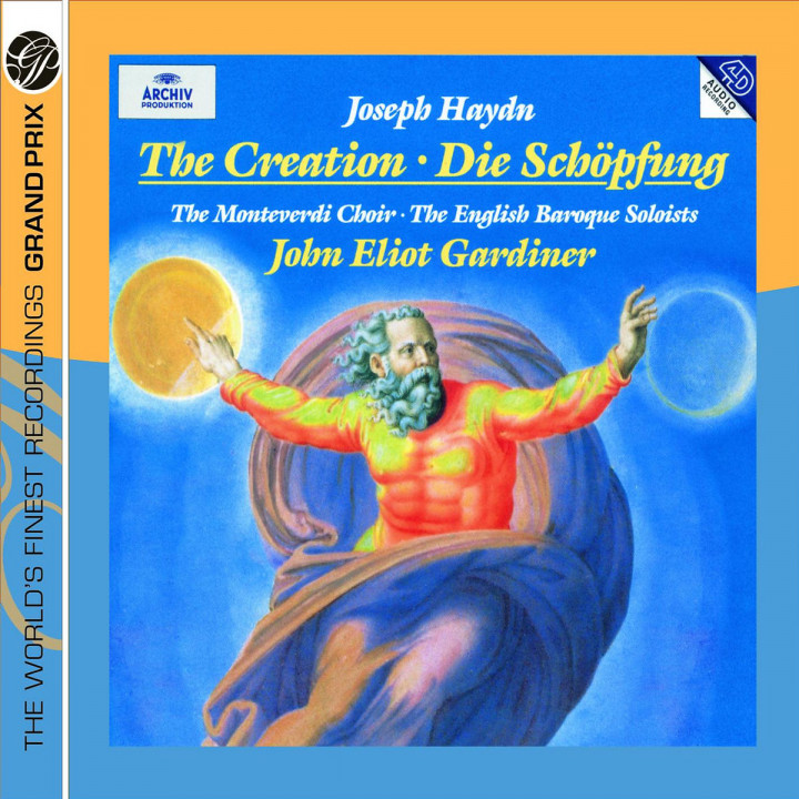 Haydn, J.: The Creation 0028947763277
