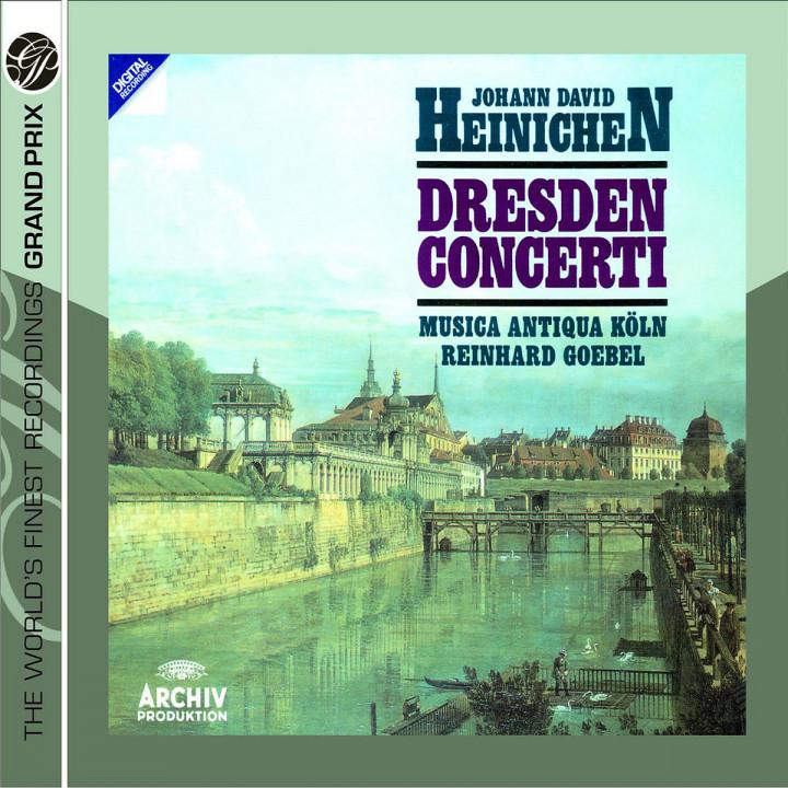 Heinichen: Dresden Concerti 0028947763303