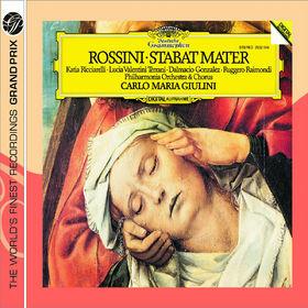 Carlo Maria Giulini, Rossini: Stabat Mater, 00028947763338