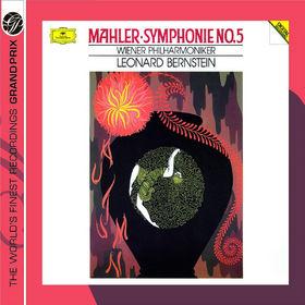 Leonard Bernstein, Mahler: Symphony No.5, 00028947763345