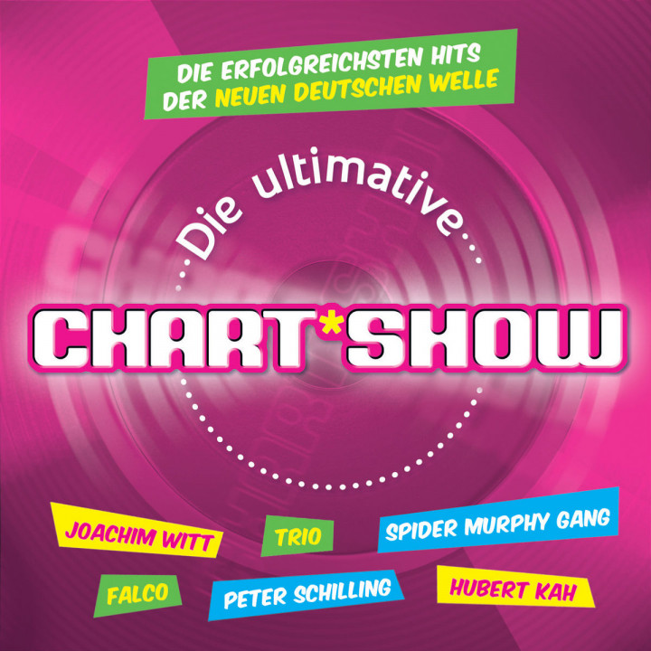 Die Ultimative Chartshow - NDW 0602498458402