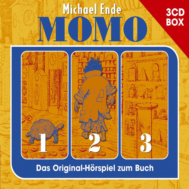 Momo - Hörspielbox 0602517207509