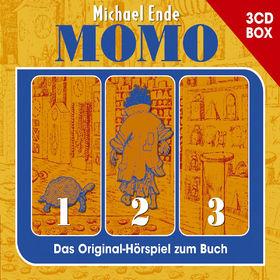 Michael Ende, Momo - Hörspielbox, 00602517207509