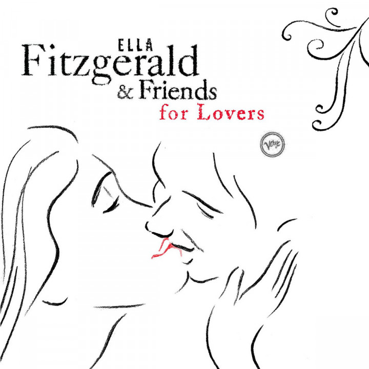 Ella Fitzgerald And Friends For Lovers 0602517170432