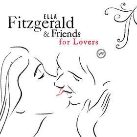 Ella Fitzgerald, Ella Fitzgerald And Friends For Lovers, 00602517170438