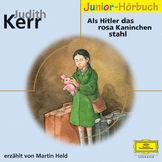 Eloquence Junior Hörbuch, Als Hitler das rosa Kaninchen stahl, 00602517147041