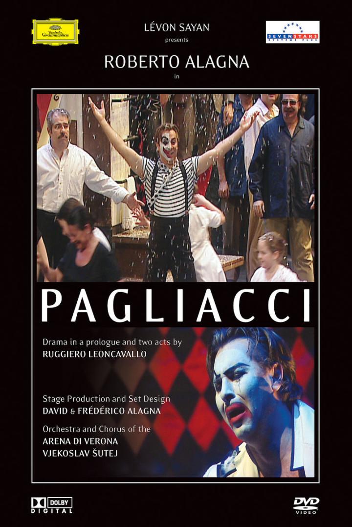 Leoncavallo: Pagliacci 0044007342956