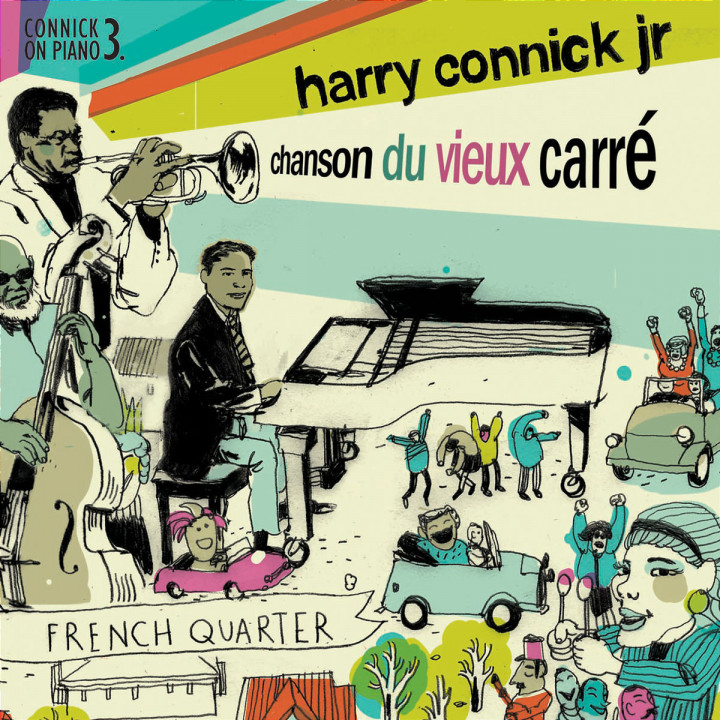 Chanson du Vieux Carré 0874946000622