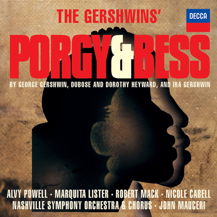 Gershwin: Porgy & Bess - Original 1935 Production Version 0028947578778