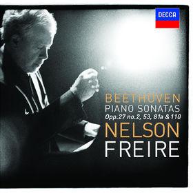 Nelson Freire, Beethoven: Piano Sonatas, 00028947581550