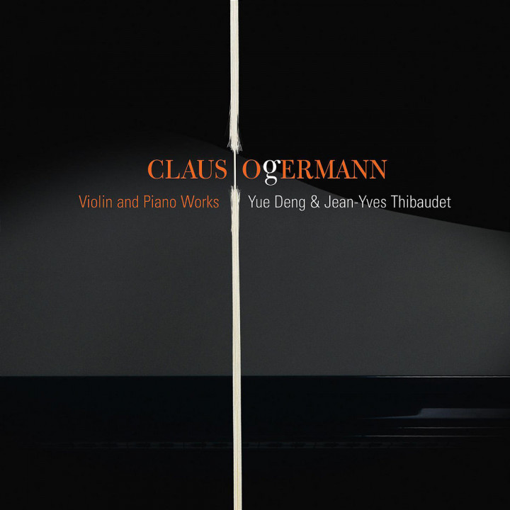 Ogerman:  Works for Violin & Piano 0028947584009