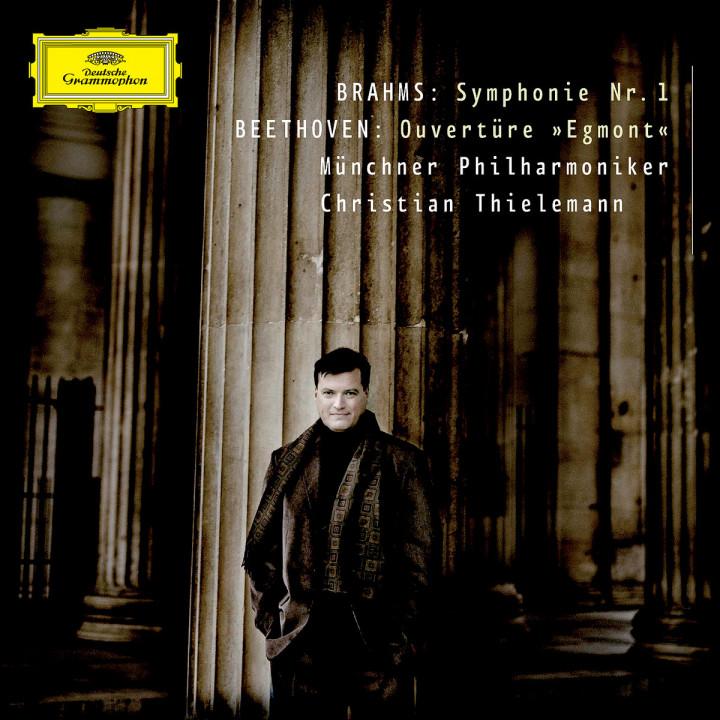 "Beethoven: ""Egmont"" Overture / Brahms: Symphony No.1"