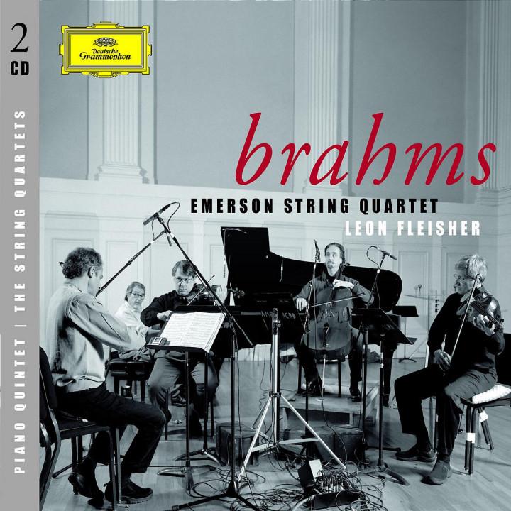 Brahms: String Quartets & Piano Quintet 0028947764588