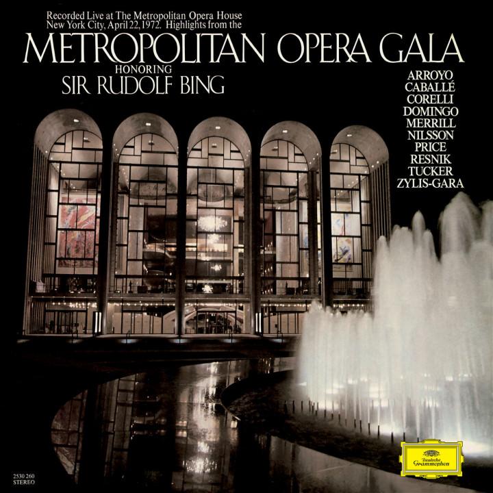 Metropolitan Opera Gala Honoring Sir Rudolf Bing (1972) 0028947765408