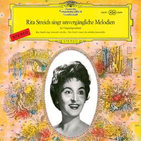 Camille Saint-Saëns, Rita Streich sings Immortal Melodies, 00028947765424