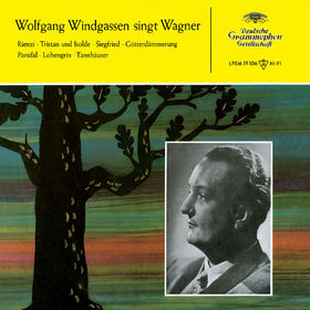 Richard Wagner, Wolfgang Windgassen sings Wagner, 00028947765431