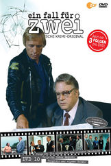 Ein Fall für Zwei, DVD 10, 04032989601271