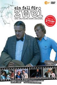 Ein Fall für Zwei, DVD 12, 04032989601295