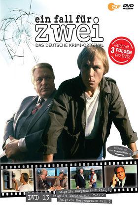 Ein Fall für Zwei, DVD 13, 04032989601301