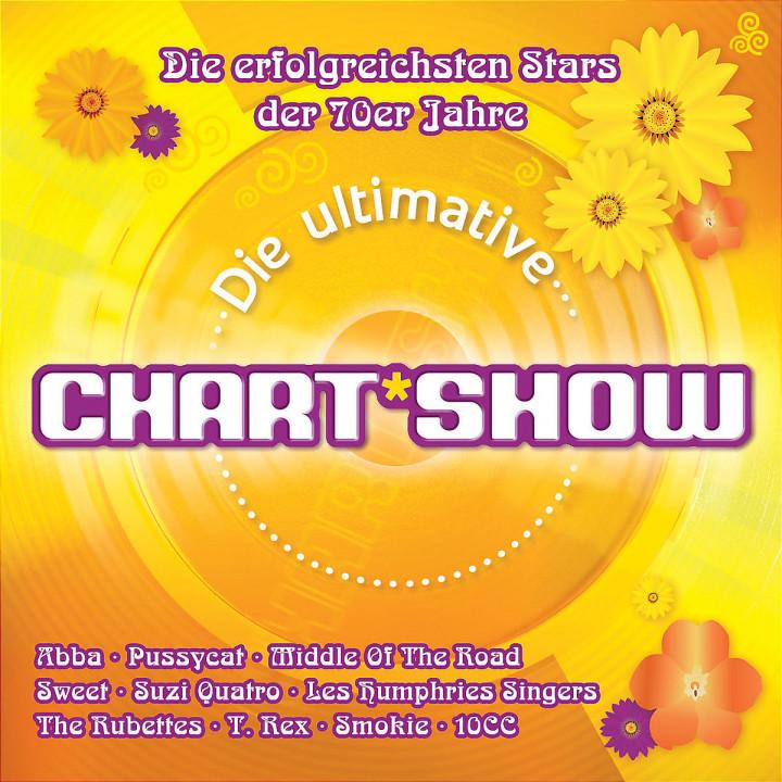 Die Ultimative Chartshow - 70er 0602498466975